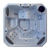 Water Clip - Spa acrylique Candela 5 places 206 x 201 x 86 cm