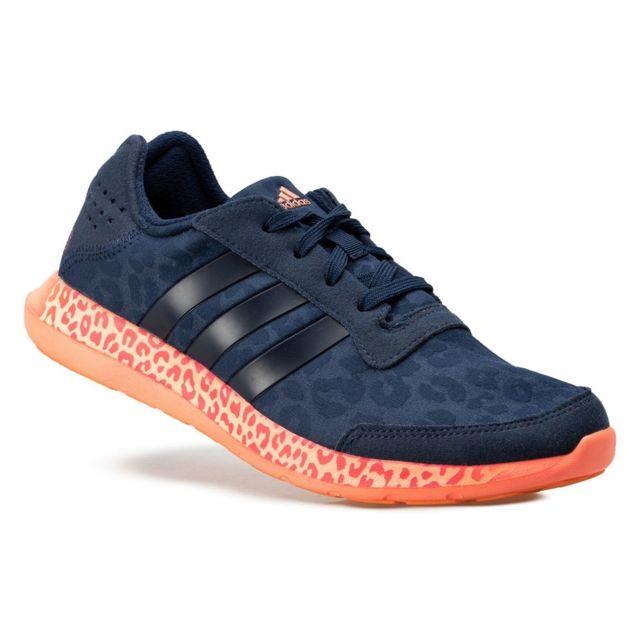 Adidas Element Refresh W pas cher Achat Vente Baskets