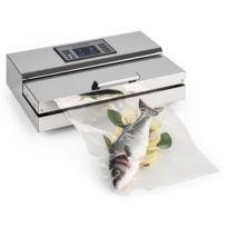 KLARSTEIN - Foodlocker-Chef Appareil de mise sous vide -0,95bar 20l/min 40cm inox