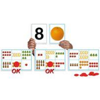 Akros - Bingo decouvrir les chiffres de 1à10