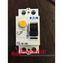 Moeller - Interrupteur différentiel 40A 2 pôles - Pfgm-40/2/003