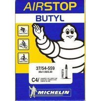Michelin - Chambre a air 26 pouces type C4 modele Airstop Butyl dimensions 150/220 valve presta 40mm