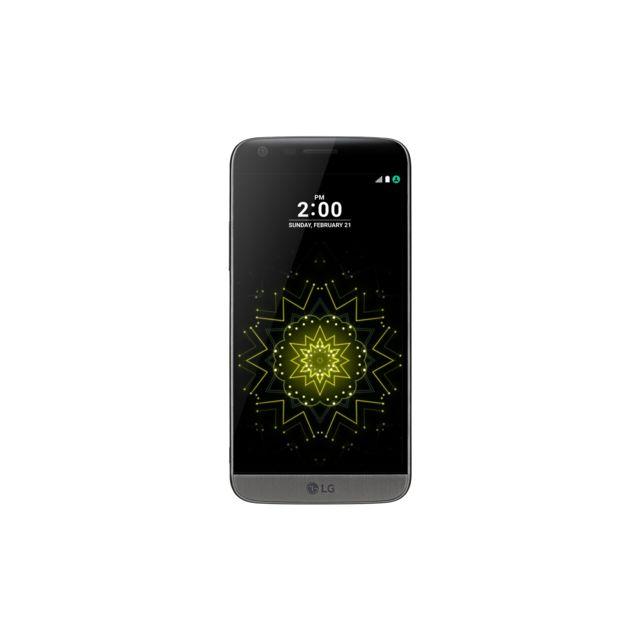 LG - G5 H850 - 32 Go - Gris Titan - Reconditionné