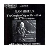 12 Bis Editions - Sibelius : piano music