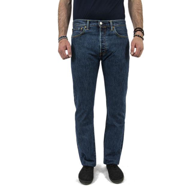 LEVI'S Jeans levis 501 bleu