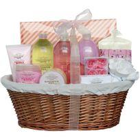 Gloss - Coffret de Bain Premium Garden Dreams - Jasmin & Magnolia, Lys & Freesia & Rose - 17 pièces