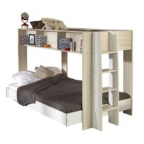 lit superpose petit espace achat lit superpose petit espace pas cher rue du commerce. Black Bedroom Furniture Sets. Home Design Ideas