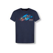 Red Bull - T-shirt Voiture bleu pour homme taille L