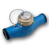 """Gioanola - Compteur d'eau froide 1"""" MultiJet avec impulsion 1 imp. / litre"""