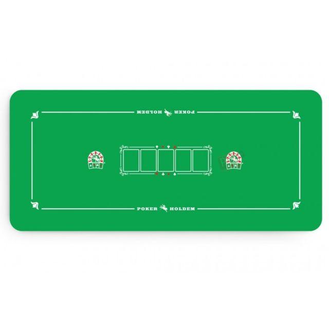 Spot Games Tapis de Poker Studson 125x60 en néoprène