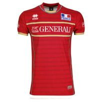 Errea - Maillot Equipe de France volley rouge 2016/2017