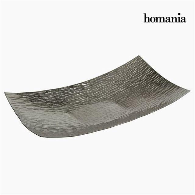 Homania Centre de Table Argenté - Collection Autumn by