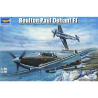 Trumpeter - Maquette avion : Boulton Paul Defiant F1 1940