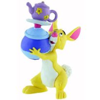 Bullyland - Winnie l´ourson figurine Coco Lapin avec vaisselle 8 cm