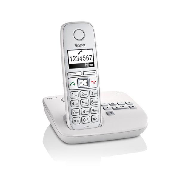 gigaset e310a t l phone reconditionn e310a re pas cher achat vente t l phone fixe. Black Bedroom Furniture Sets. Home Design Ideas