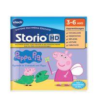 VTECH - Jeu HD pour tablettes Storio : Peppa Pig - 273405