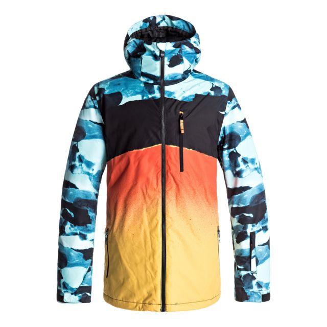 Veste de ski Quiksilver Mission Block Engineered Jacket