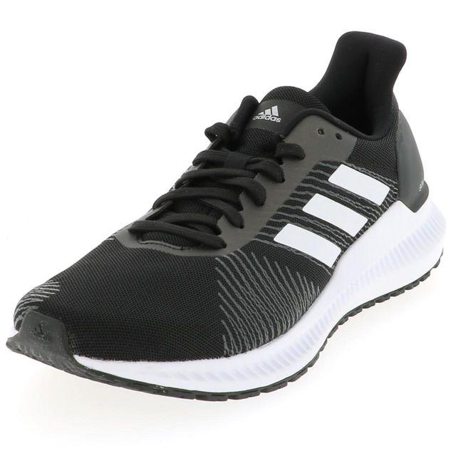 Chaussures running Solar blaze w running Noir 42013