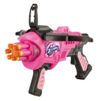 Chap Mei - Pistolet Air Zoomer et 6 fléchettes