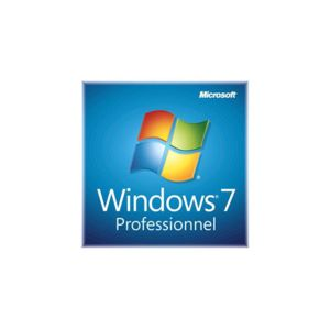 Microsoft - Windows 7 Professional w/SP1 - Licence et support - 1 Pc - Oem - Dvd - 64-bit - français