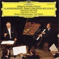 Archiv Produktion - Concertos Pour Piano Nos 19 & 23 - Cd