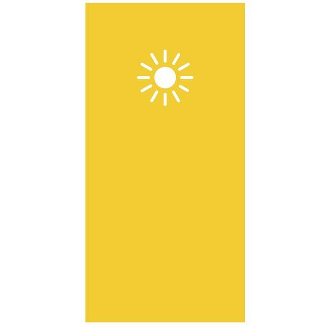 incidence serviette microfibre ipanema a colorama soleil jaune 140cm x 70cm pas cher. Black Bedroom Furniture Sets. Home Design Ideas