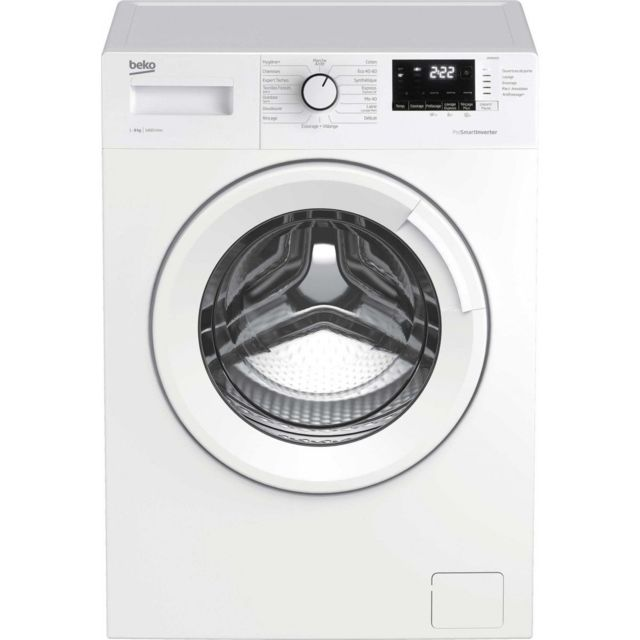 Beko Lave-linge Frontal Wmb 8455