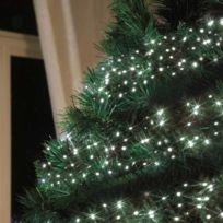 Eco-xmas - Lumières de noël d'extérieur led solaire