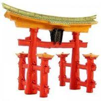 Rosewood - Décoration pour Aquarium Porte Torii Japonaise