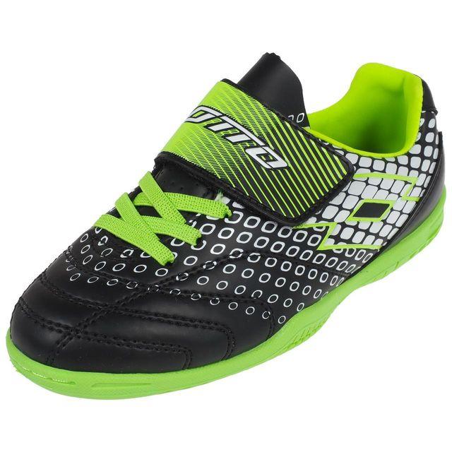 Lotto Chaussures football Spider 700 cdt indoor Noir 74855