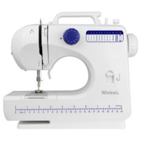 WINKEL - SW45 MACHINE A COUDRE 12 PROGRAMMES