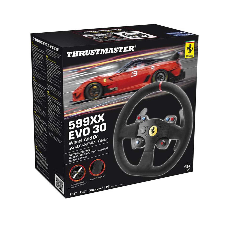 599XX EVO 30 Wheel AddOn Alcantara