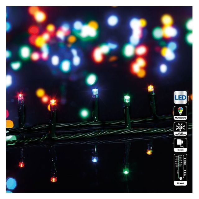Guirlande Lumineux 300 LEDS