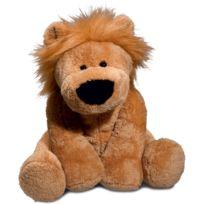 Mbw - Peluche lion - 60529 - marron