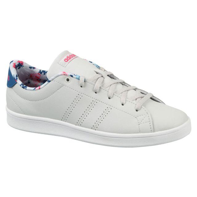 Adidas - Advantage Clean Qt Chaussure Femme - Taille 36 2/3 ...