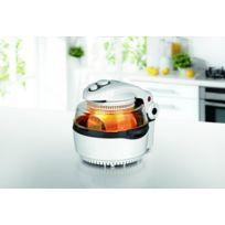 Gourmet Maxx - Four multifonctions / Friteuse à air chaud halogène cyclonique - Capacité 11 Litres - Poulet, frites, légumes