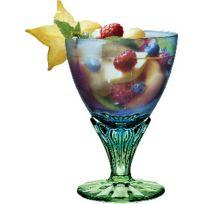 Bormioli Rocco - Coupe à glace bicolore 36cl - Lot de 6 - Bahia