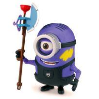 Mtw Toys - Figurine de luxe Moi, Moche et Méchant 2 : Stuart violet