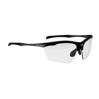 Lunettes Rudy Project Agon noir mat avec verres ImpactX Photochromic 2 noir 4c3d708f8476