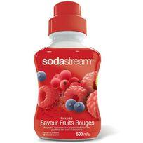 Sodastream - Concentré Fruits Rouges 500ML