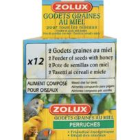 Zolux - Godets miel exotiques boîtes x2
