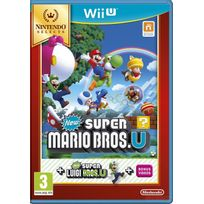 NINTENDO - New Super Mario Bros U + New Super Luigi U - Wii U