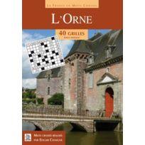 Editions Sutton - l'Orne en mots croisés