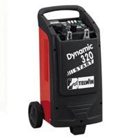 Telwin - Chargeur et démarreur de batterie 12/24V 300A - Dynamic 320