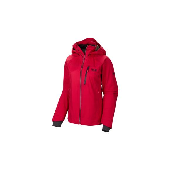mountain hardwear snowtastic jacket cerise pas cher achat vente blouson de ski rueducommerce. Black Bedroom Furniture Sets. Home Design Ideas