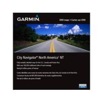 Garmin - Micro Sd card with city navigator North America Nt