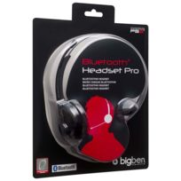 Bigben - Interactive - Gaming Headphone Bluetooth pour Ps3