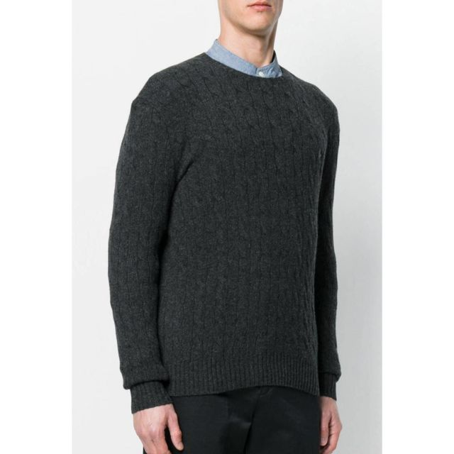 Polo Ralph Lauren - Pull Cachemire - pas cher Achat   Vente Pull homme -  RueDuCommerce 9281b5ffe400