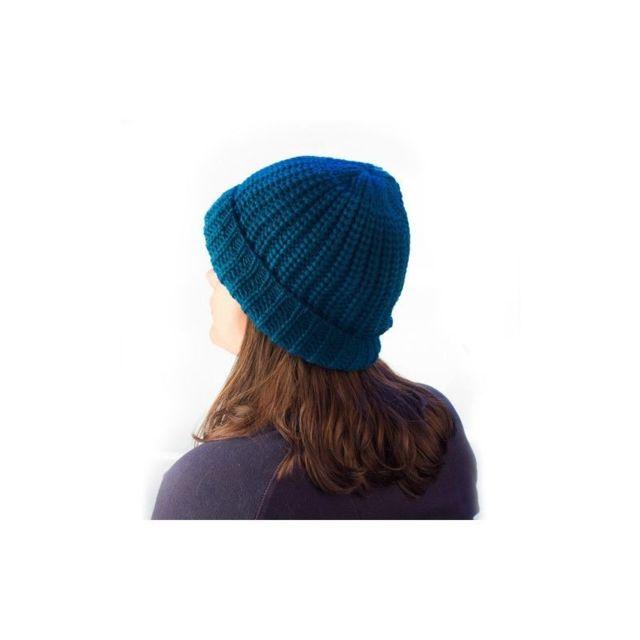Tricot Fly Bonnet avec oreilles
