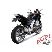 Kawasaki - Z750-07/12-SILENCIEUX Mivv Suono Inox-mvk018L7